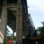 John Mullins Rigging & Hauling, Bridge Construction
