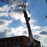 Mullins Rigging Crane