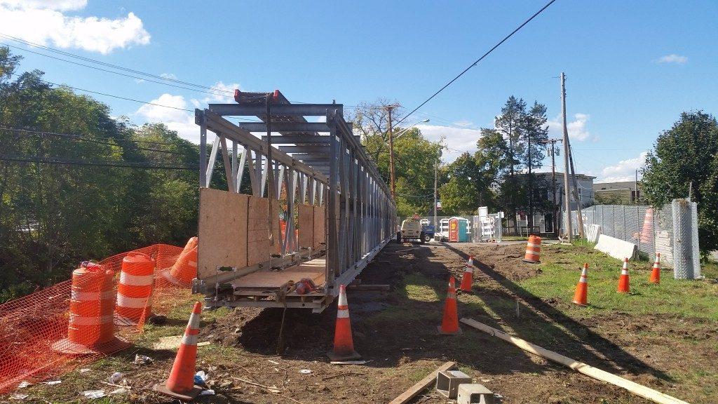 Bridge Construction, Troy, NY