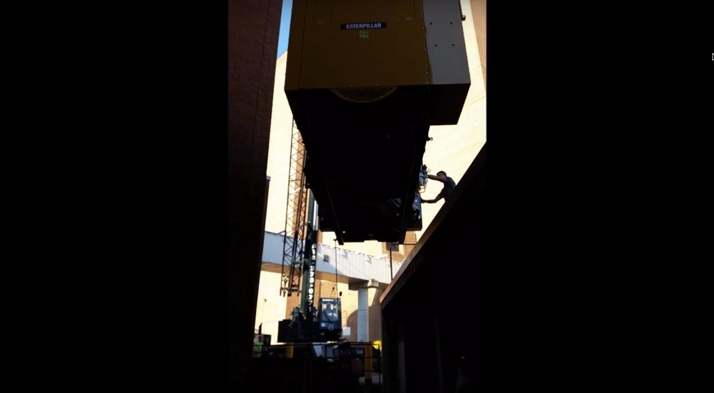 Mullins Rigging video cat generator install