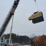 Lifting a generator