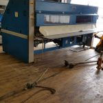 Crane: Link-Belt 8690 (Rigging large laundry equipment- Menands, NY)