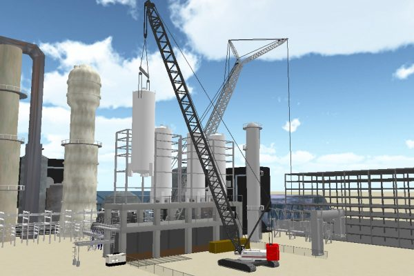 Mullins Rigging 3d Lift Planning Sample
