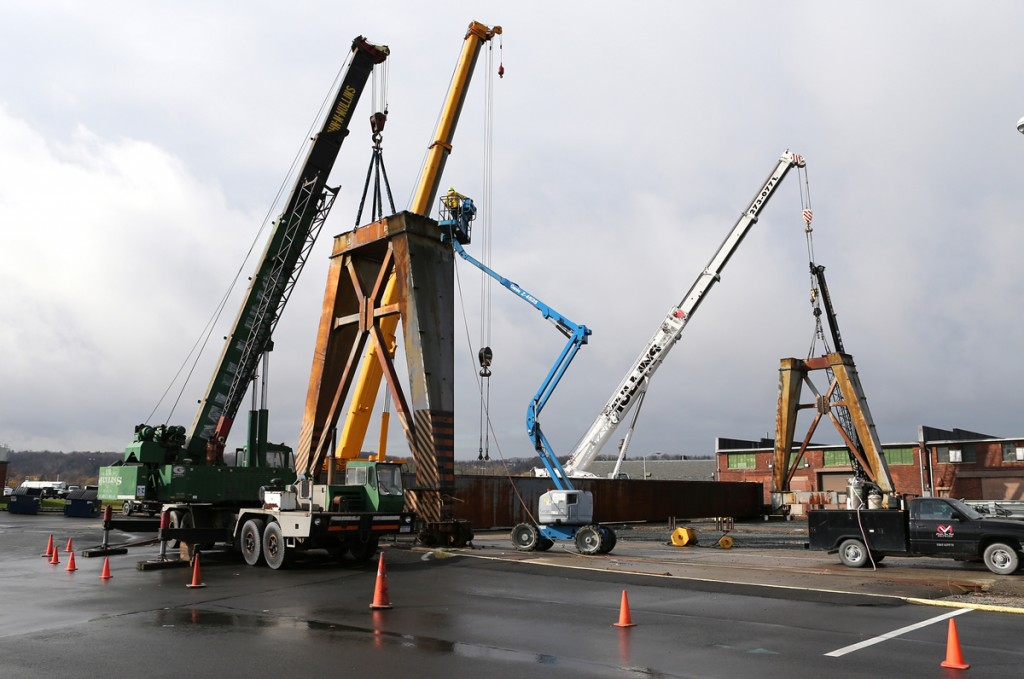 Rigging Services Industrial Construction Equipment