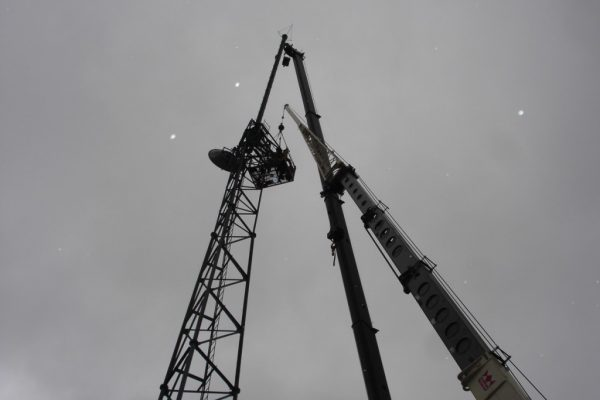 Mullins Rigging Cell Tower