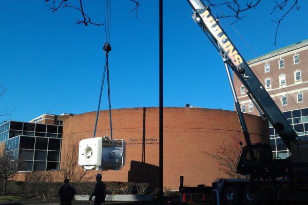 Mullins Rigging MRI – Albany Medical Center