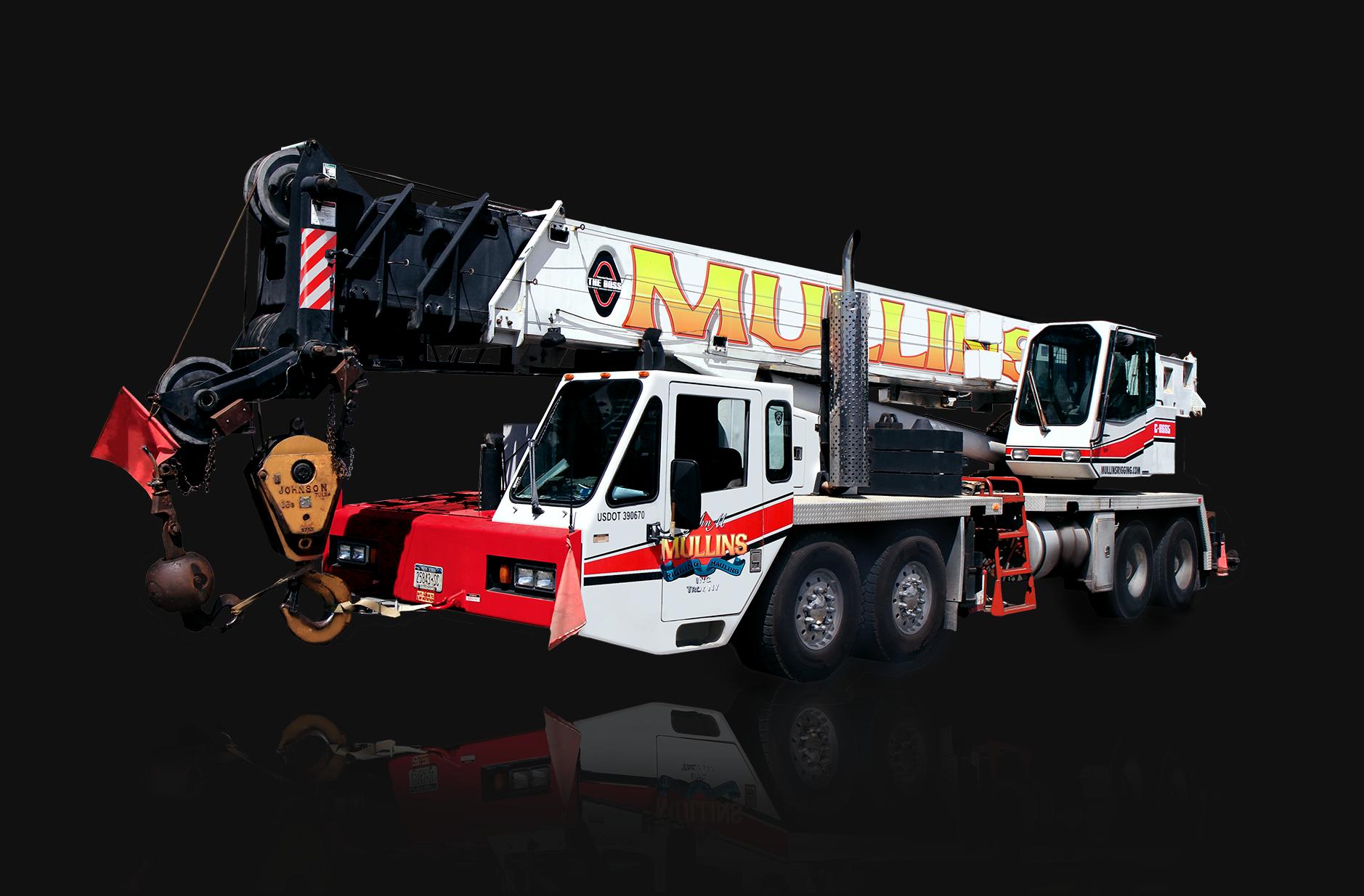 Mullins Rigging Crane 1HTC8665