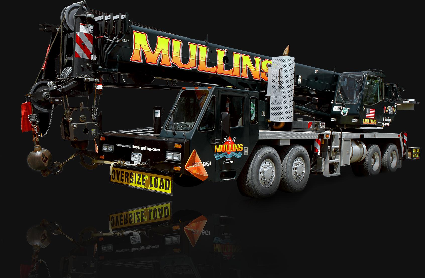 Mullins Rigging Crane 2HTC8690